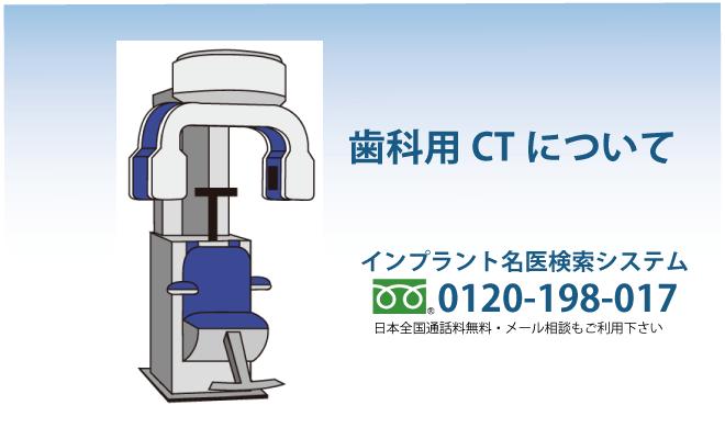 歯科用CT解説写真