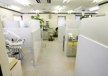 覚本歯科医院院内写真