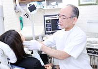 豊島区大村歯科医院目白インプラント写真1